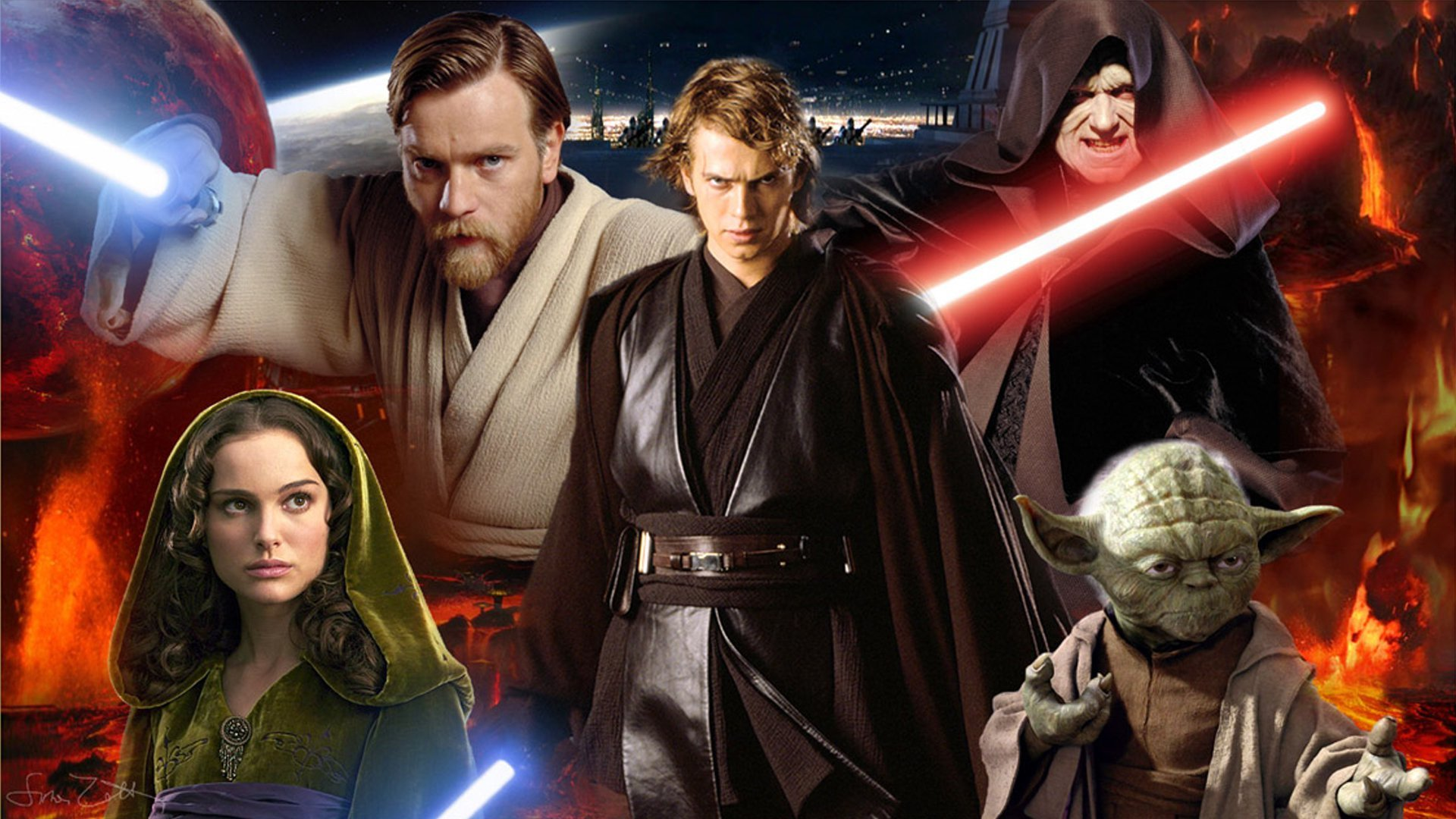 Best Star Wars Episode 3 Iii Revenge Of The Sith Background Id 109943 For High