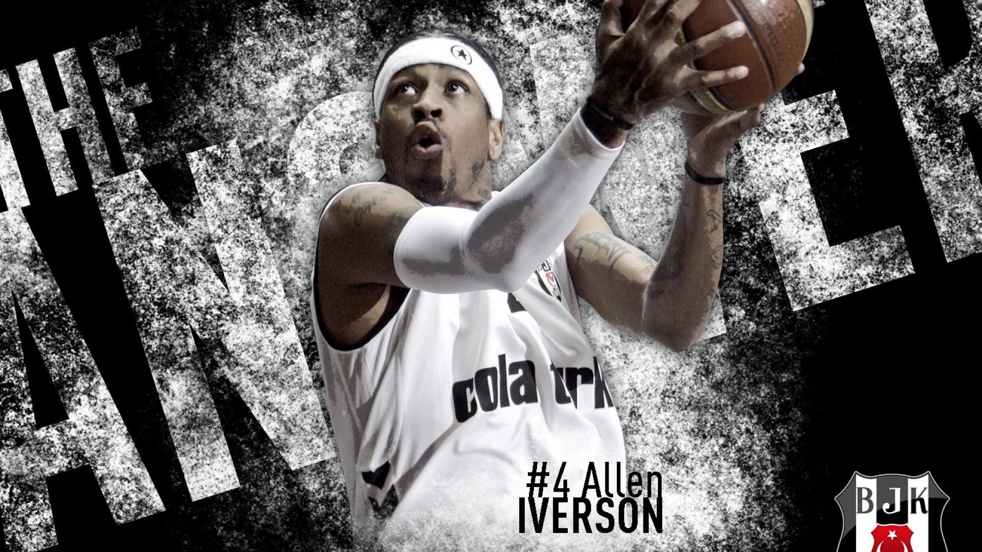 Free Allen Iverson high quality background ID:53362 for full hd 1920x1080 computer