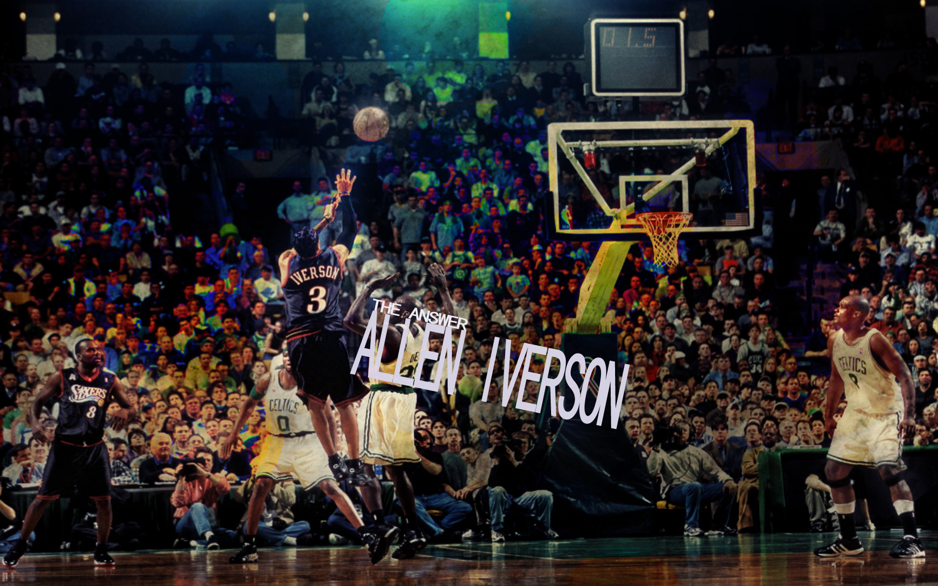 Free Allen Iverson high quality background ID:53357 for hd 1920x1200 PC