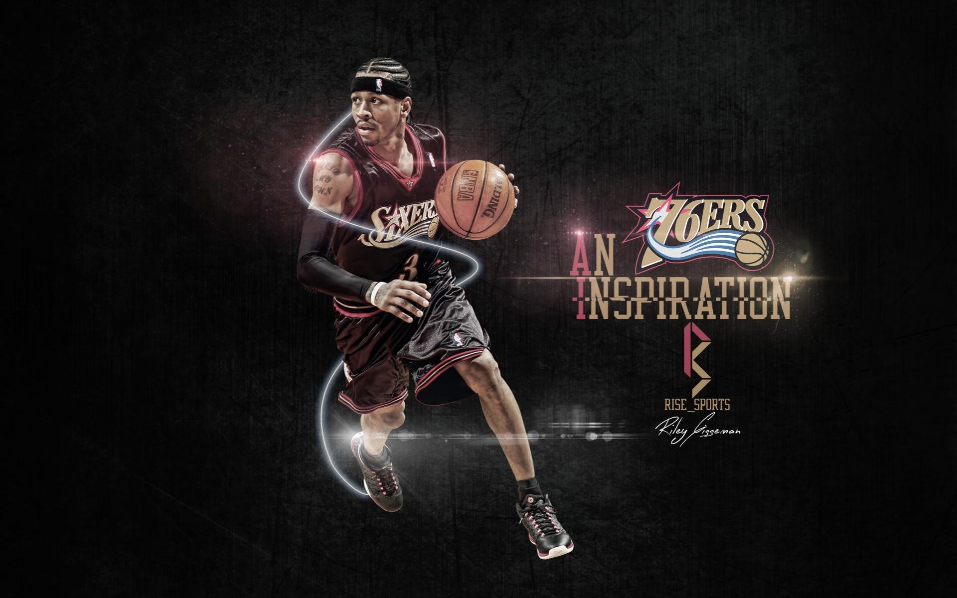 Awesome Allen Iverson free background ID:53367 for hd 1920x1200 PC