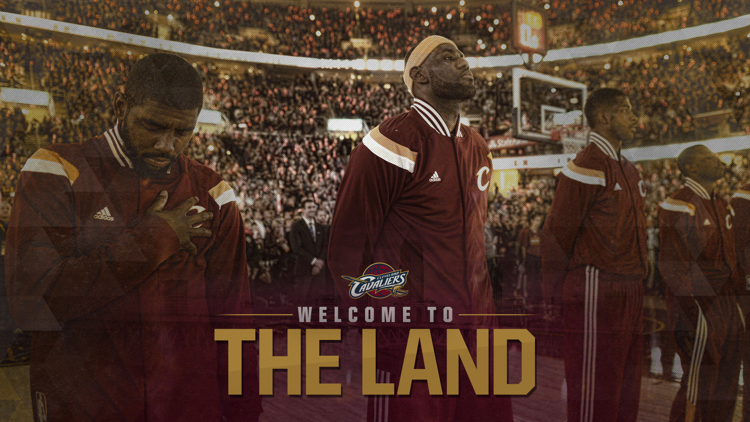High resolution Cleveland Cavaliers (CAVS) hd 2560x1440 wallpaper ID:350460 for PC