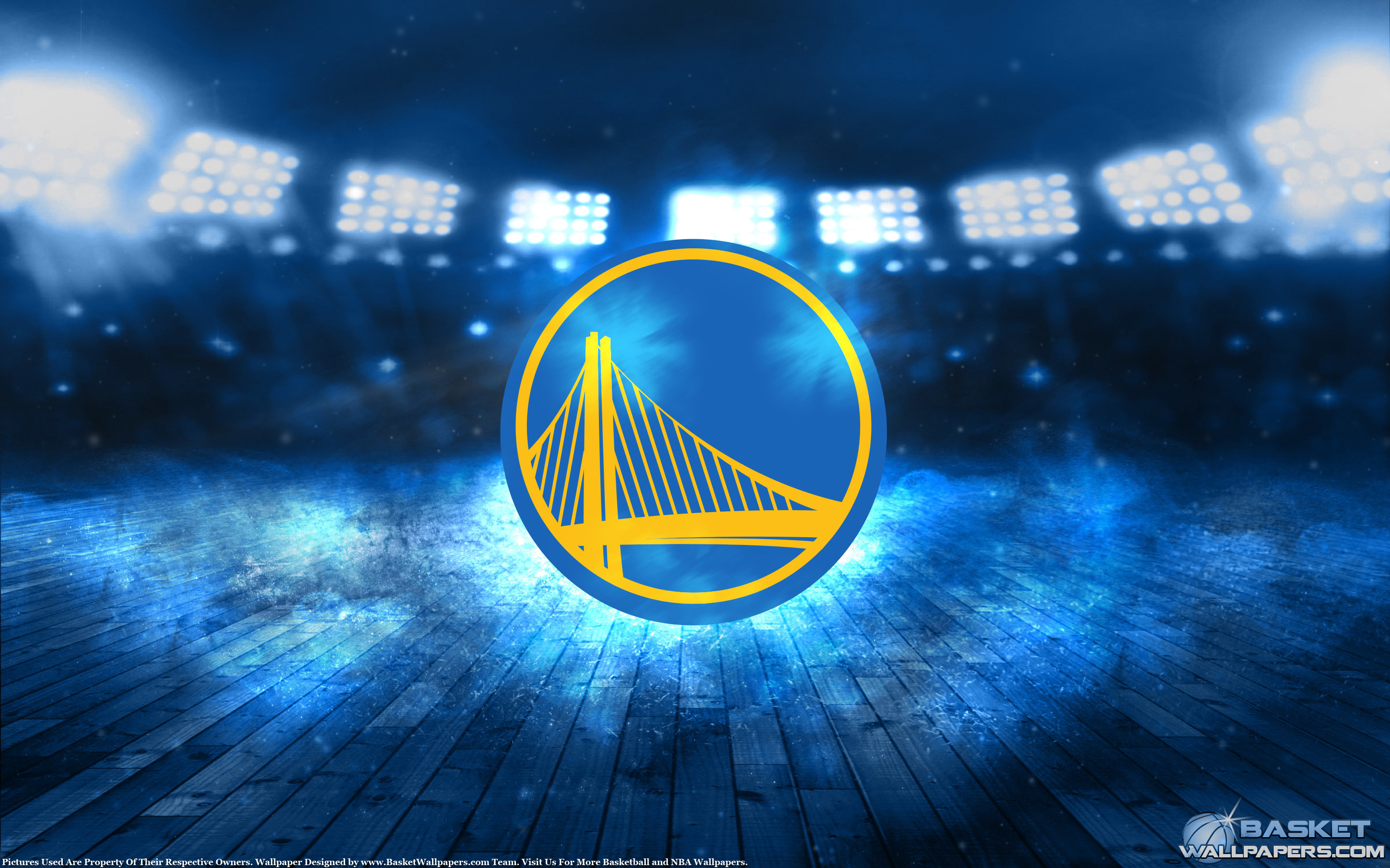 Free download Golden State Warriors background ID:470671 hd 2880x1800 for computer
