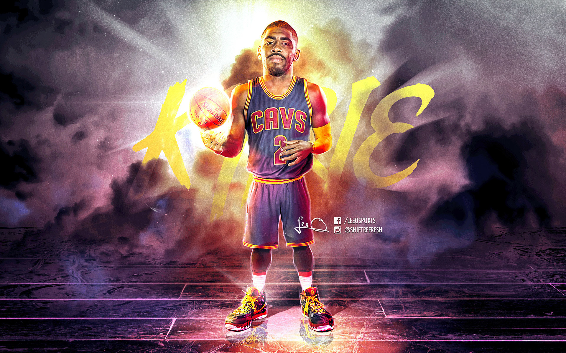 Free Kyrie Irving high quality background ID:131783 for hd 1920x1200 computer