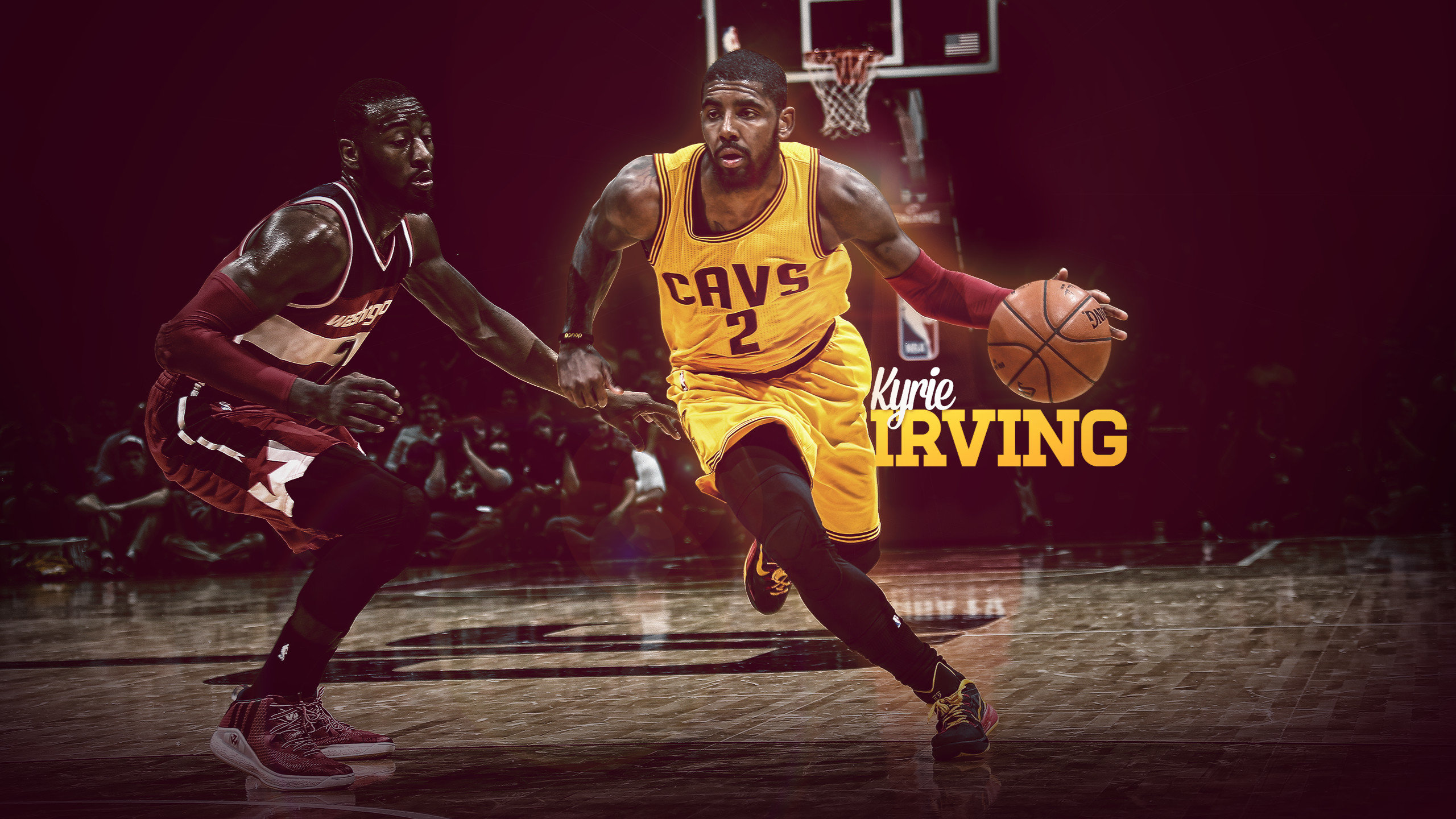 Free Kyrie Irving high quality background ID:131777 for hd 2560x1440 computer