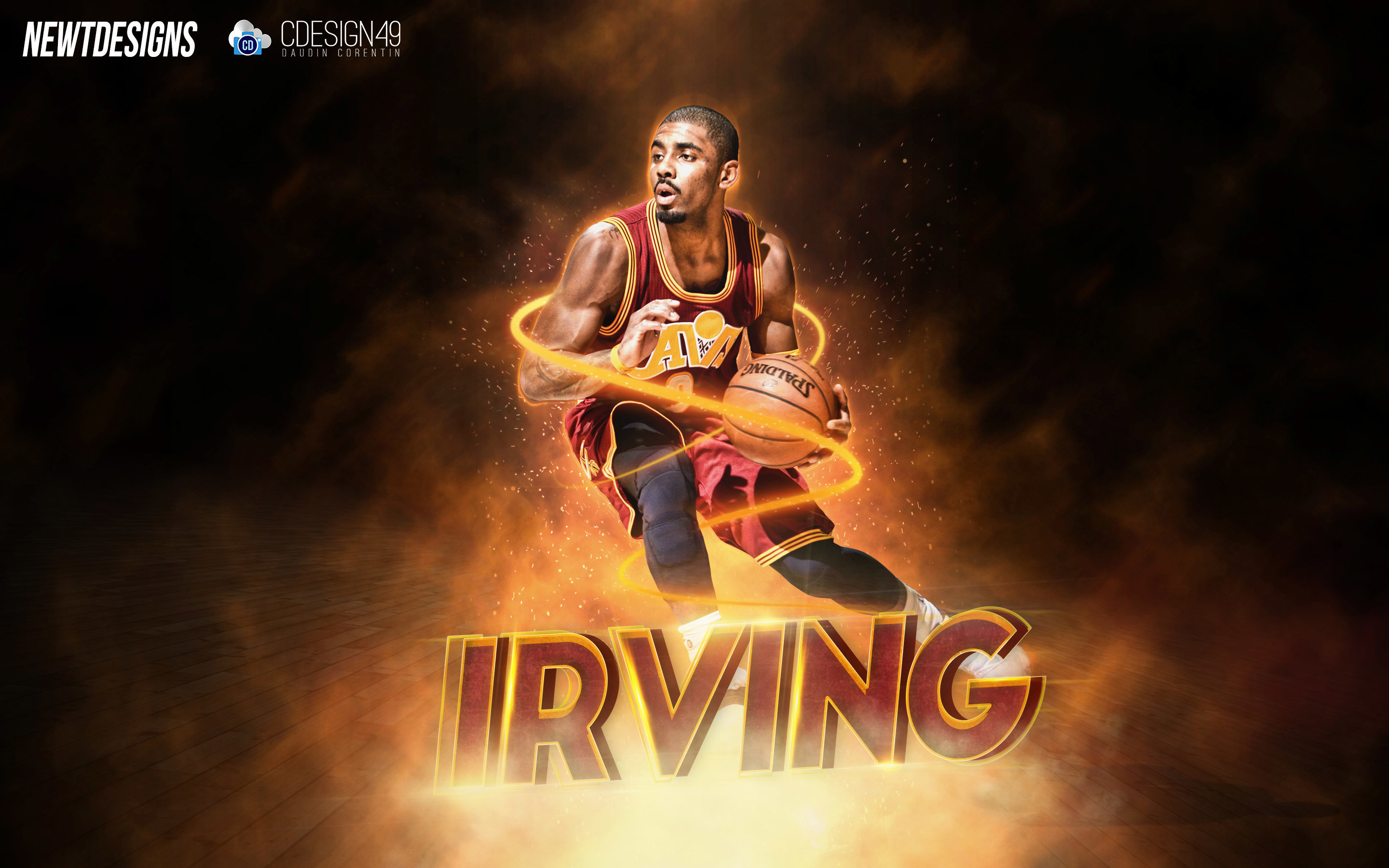 Best Kyrie Irving background ID:131786 for High Resolution hd 2880x1800 PC