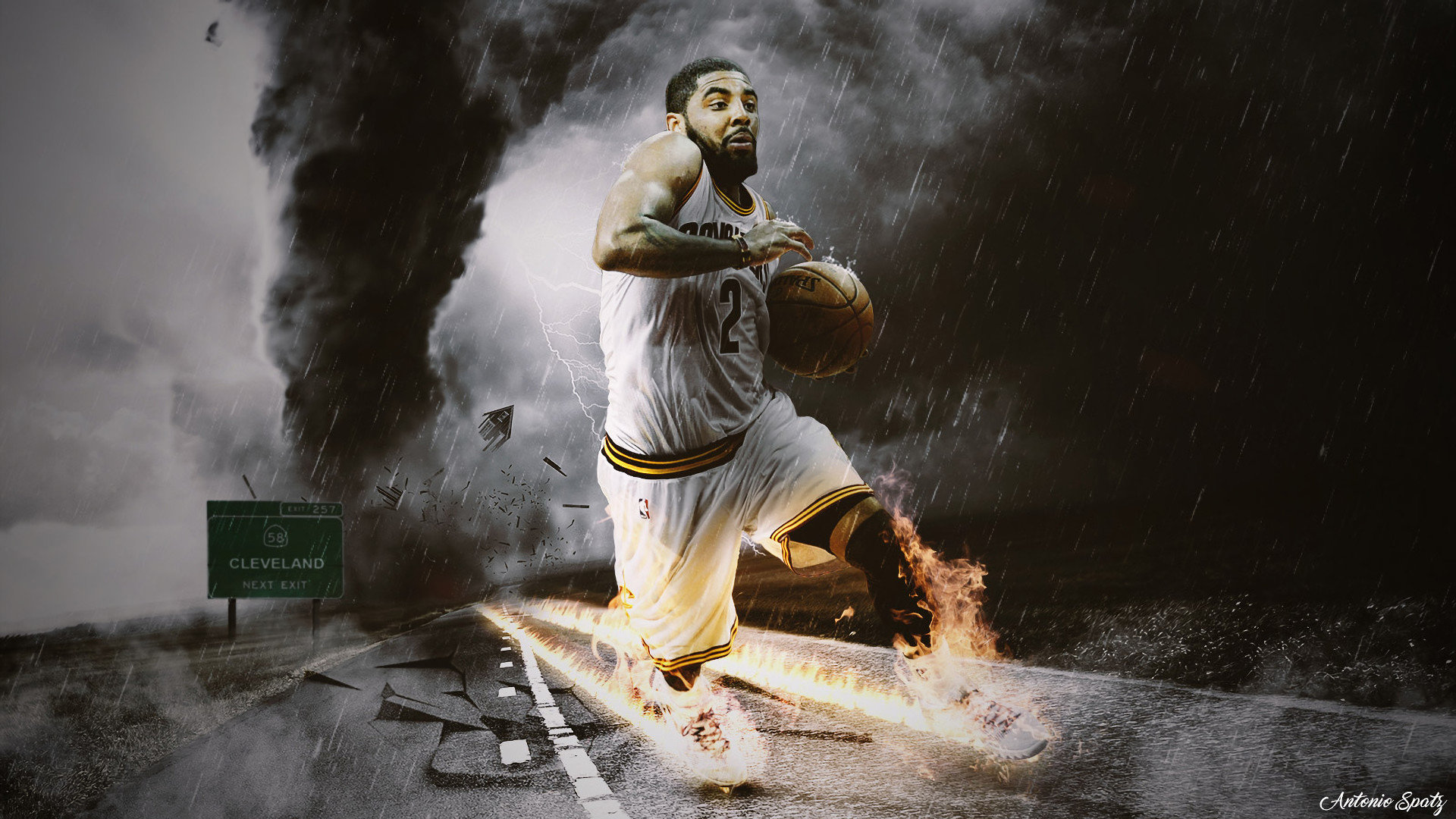 Free Kyrie Irving high quality wallpaper ID:131776 for full hd 1080p PC