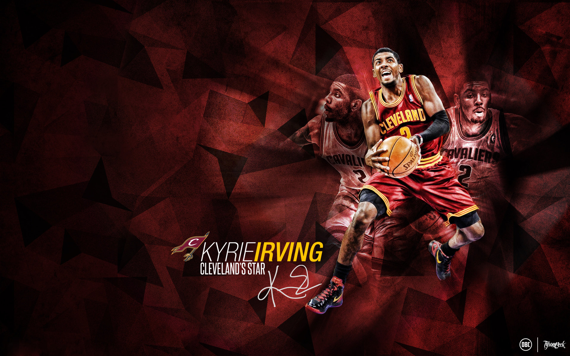 High resolution Kyrie Irving hd 1920x1200 wallpaper ID:131773 for PC