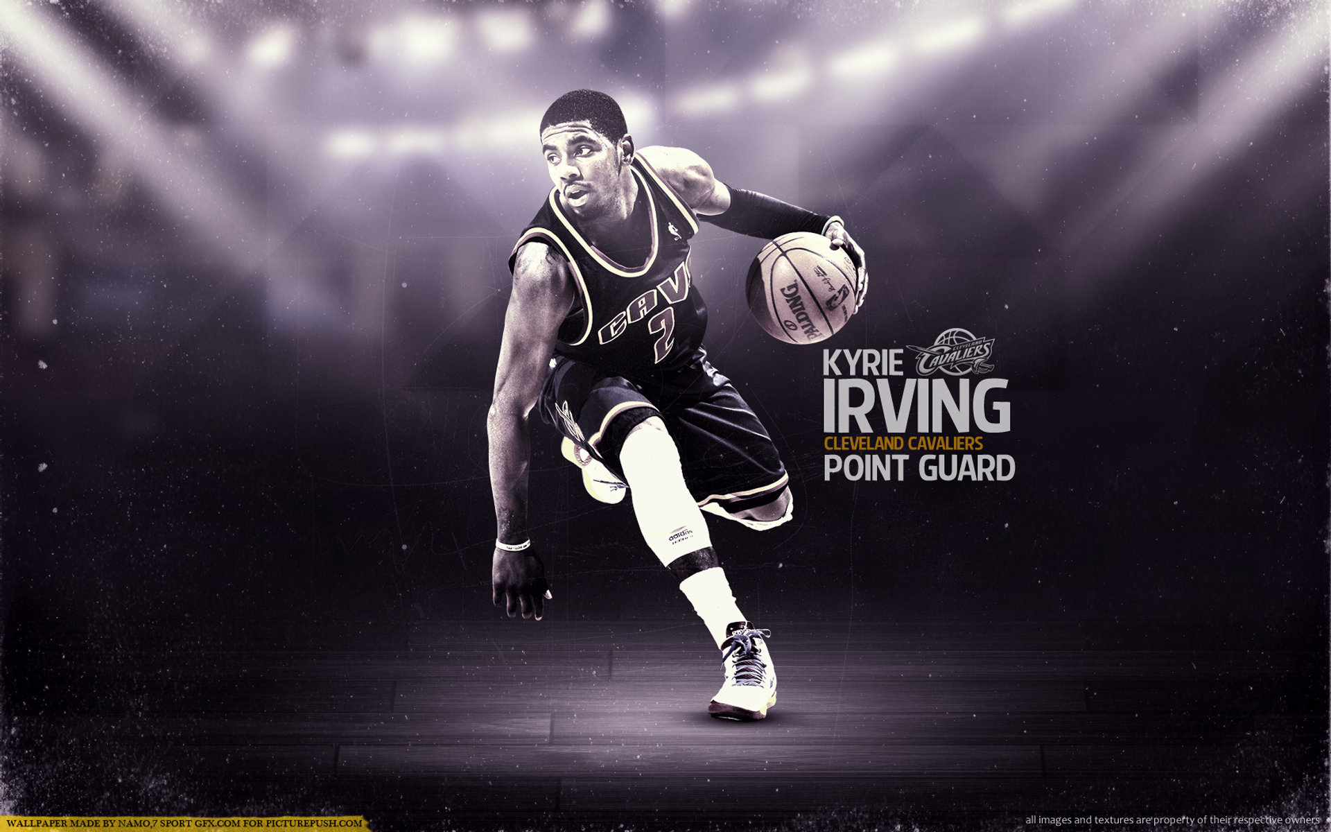 High resolution Kyrie Irving hd 1920x1200 wallpaper ID:131784 for desktop