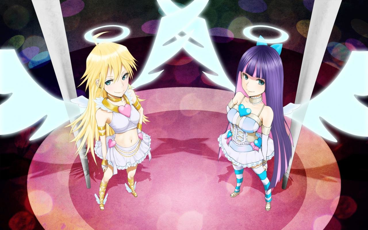 Free download Panty and Stocking With Garterbelt wallpaper ID:185084 hd 1280x800 for desktop