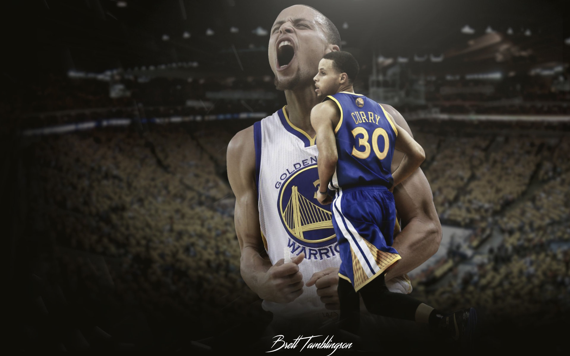 Download hd 1920x1200 Stephen Curry desktop background ID:247979 for free