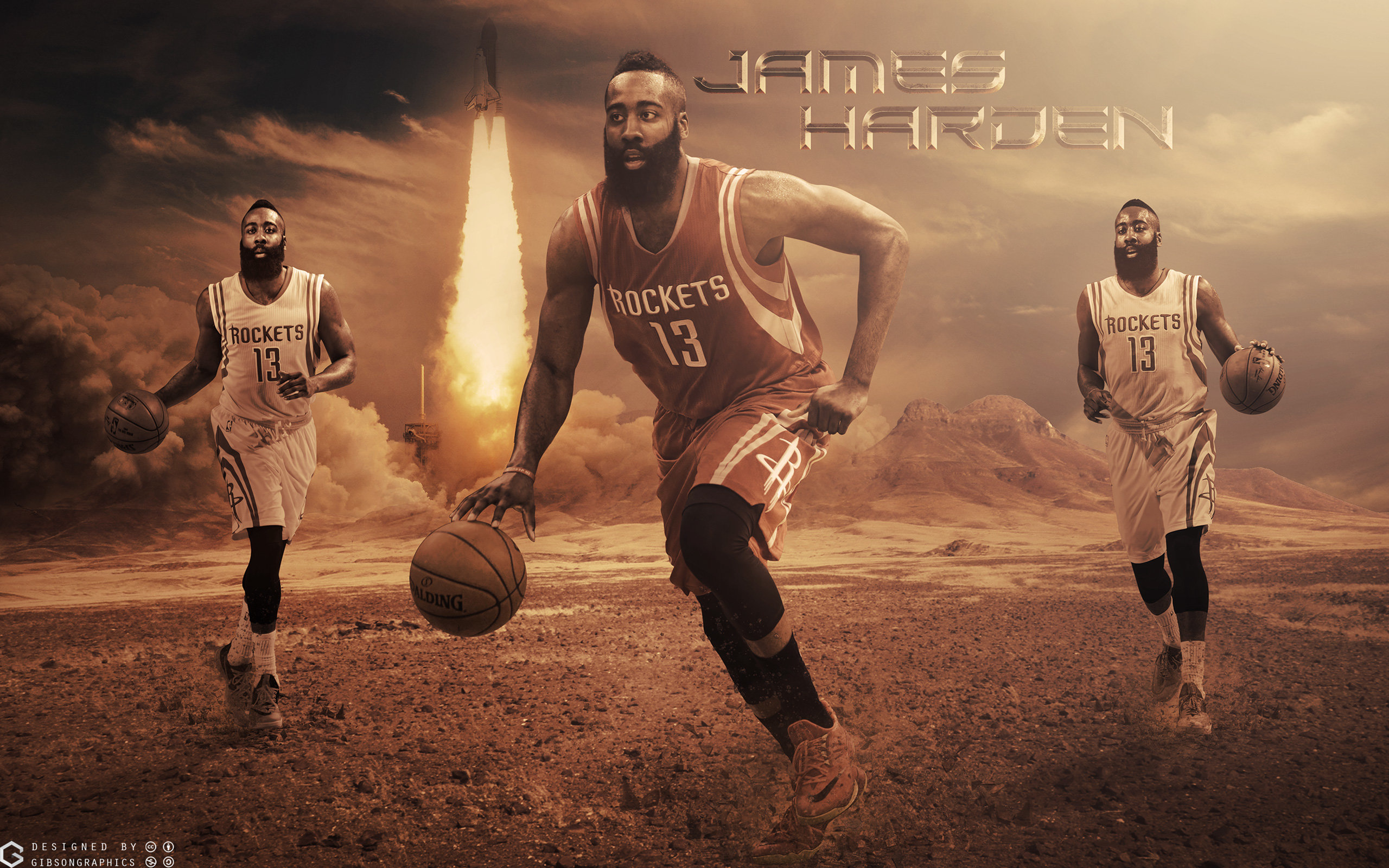 Best James Harden background ID:281668 for High Resolution hd 2560x1600 computer