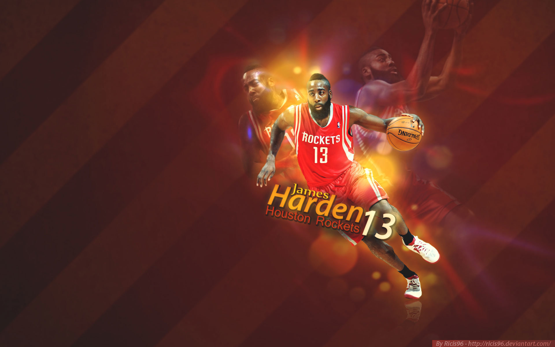 High resolution James Harden hd 1920x1200 wallpaper ID:281663 for desktop