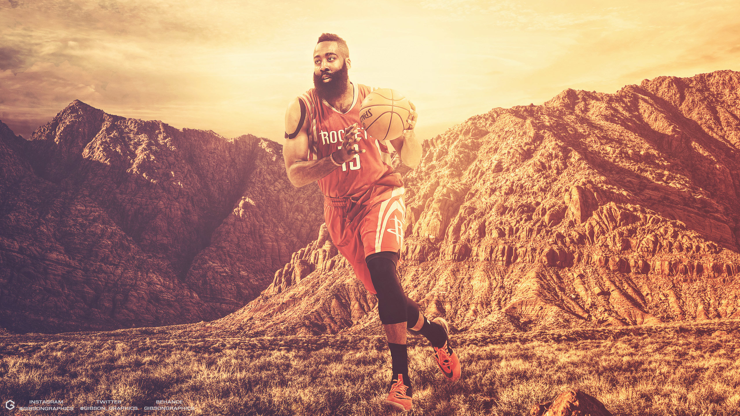 Awesome James Harden free wallpaper ID:281656 for hd 2560x1440 PC