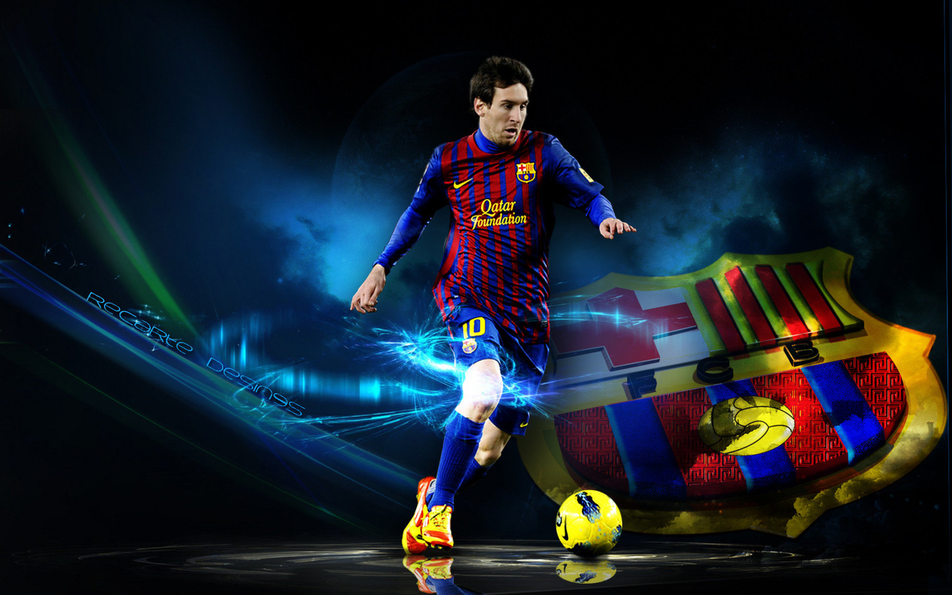 Free Lionel Messi high quality background ID:397103 for hd 1920x1200 desktop