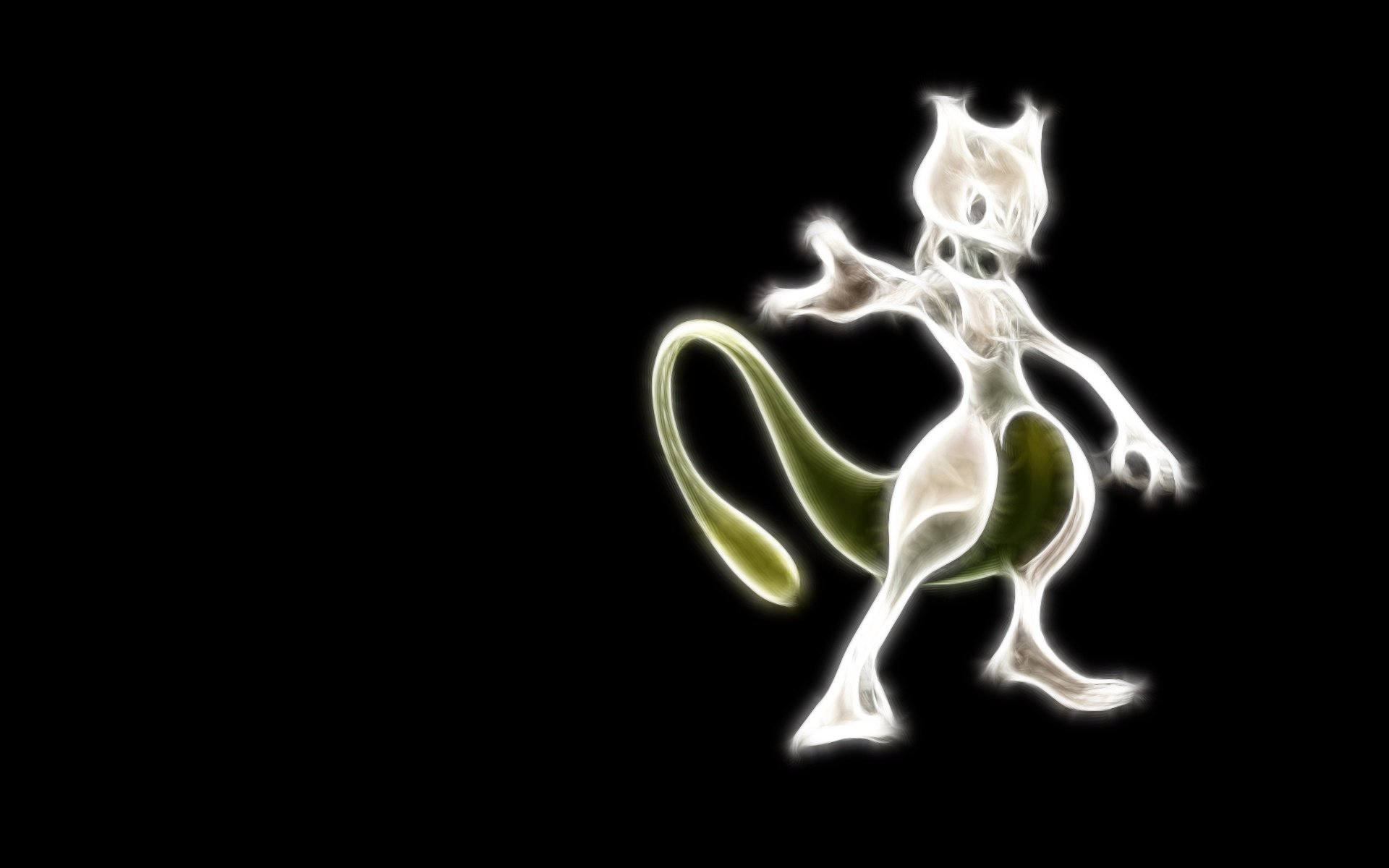 Download hd 1920x1200 Mewtwo (Pokemon) PC wallpaper ID:280211 for free