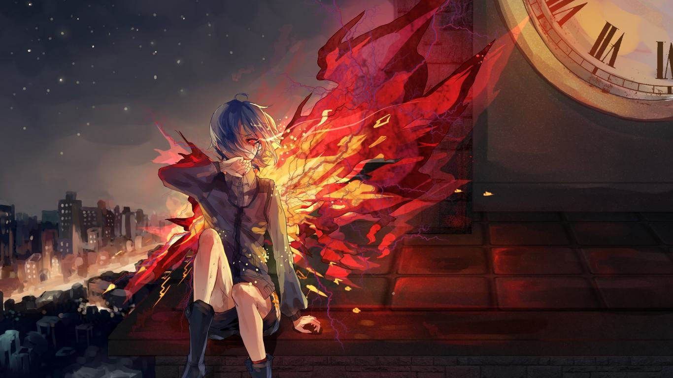 Free download Touka Kirishima wallpaper ID:150402 laptop for computer