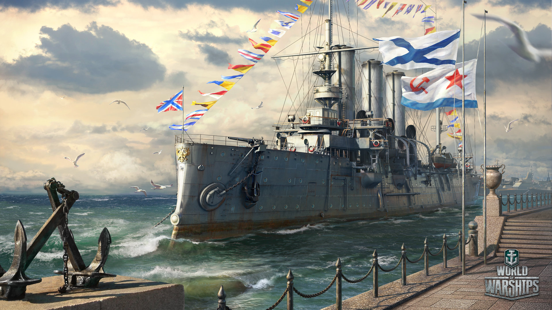 Free download World Of Warships wallpaper ID:69361 hd