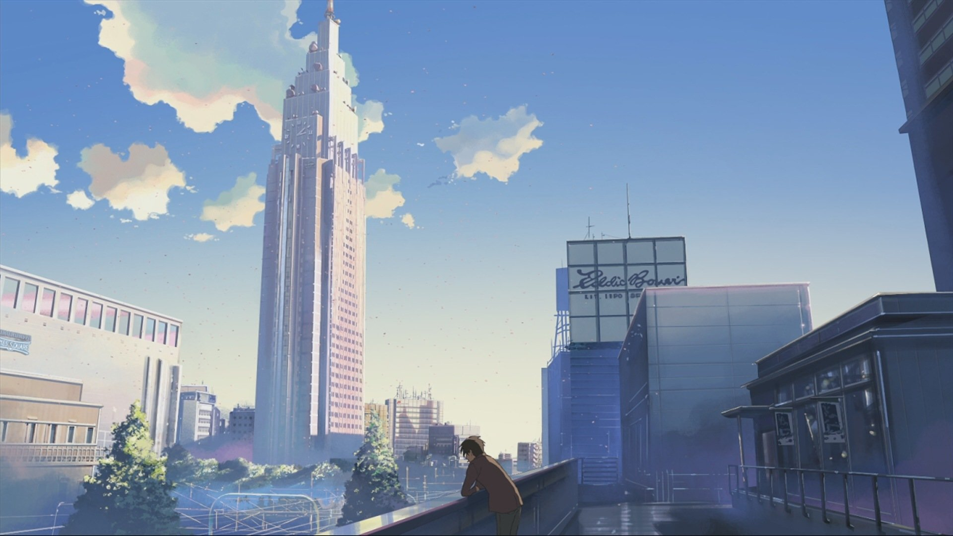 High resolution 5 (cm) Centimeters Per Second full hd 1920x1080 wallpaper ID:90034 for desktop