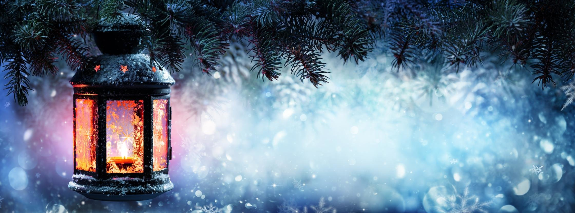 Dual Monitor Christmas Wallpapers Hd Backgrounds