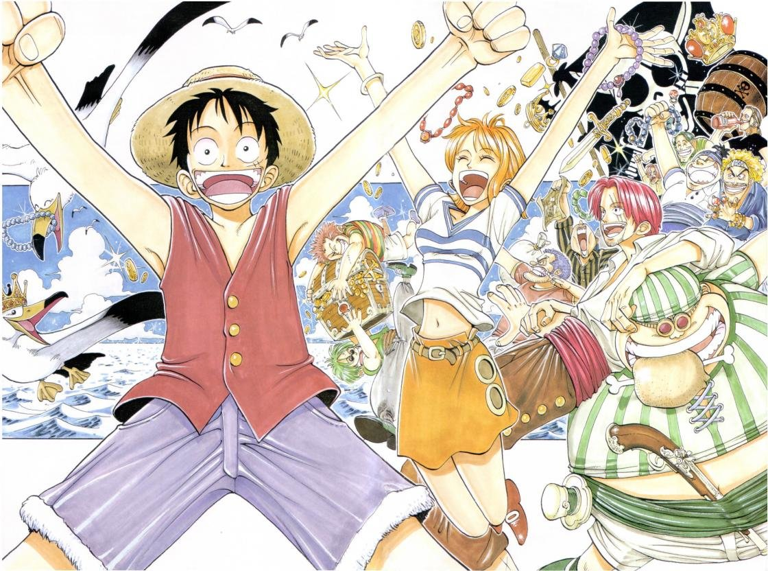 Best One Piece wallpaper ID:314321 for High Resolution hd 1120x832 computer
