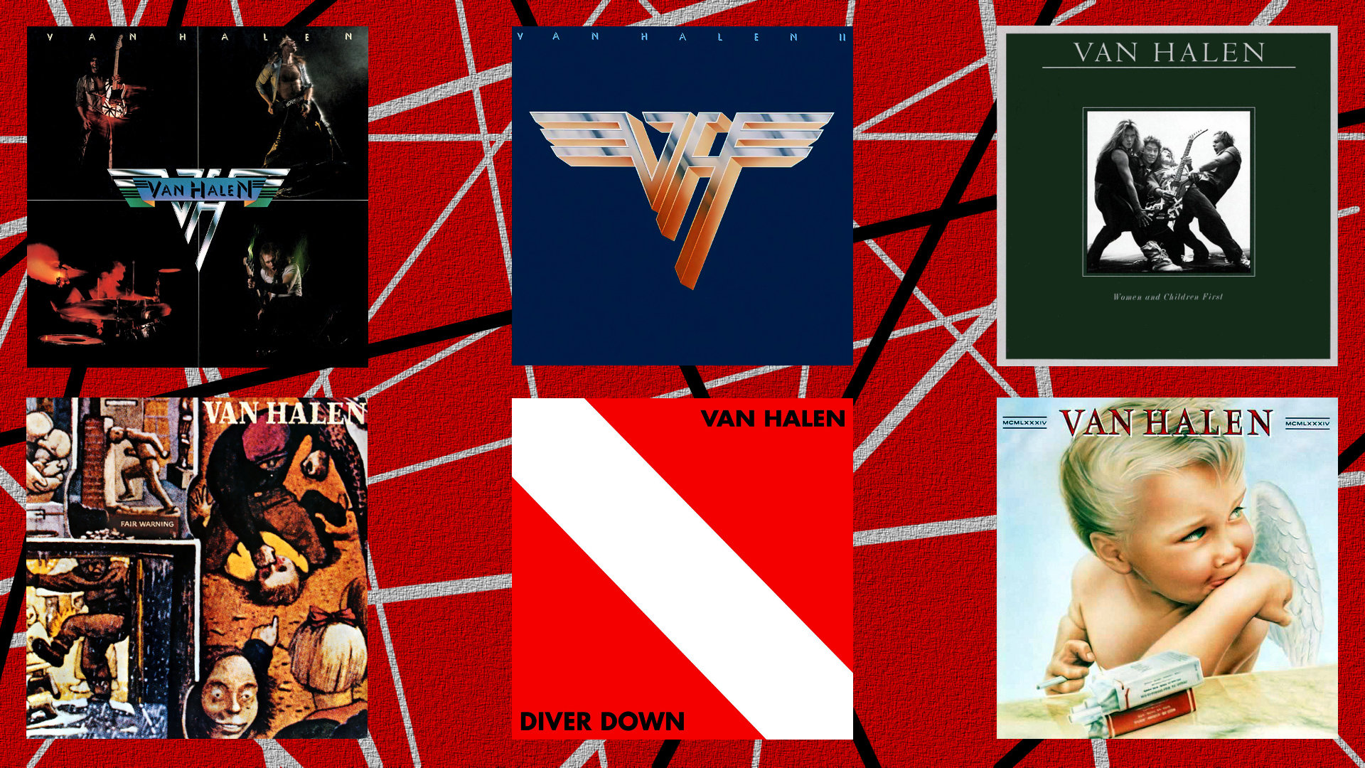 Awesome Van Halen free background ID:129556 for hd 1080p desktop
