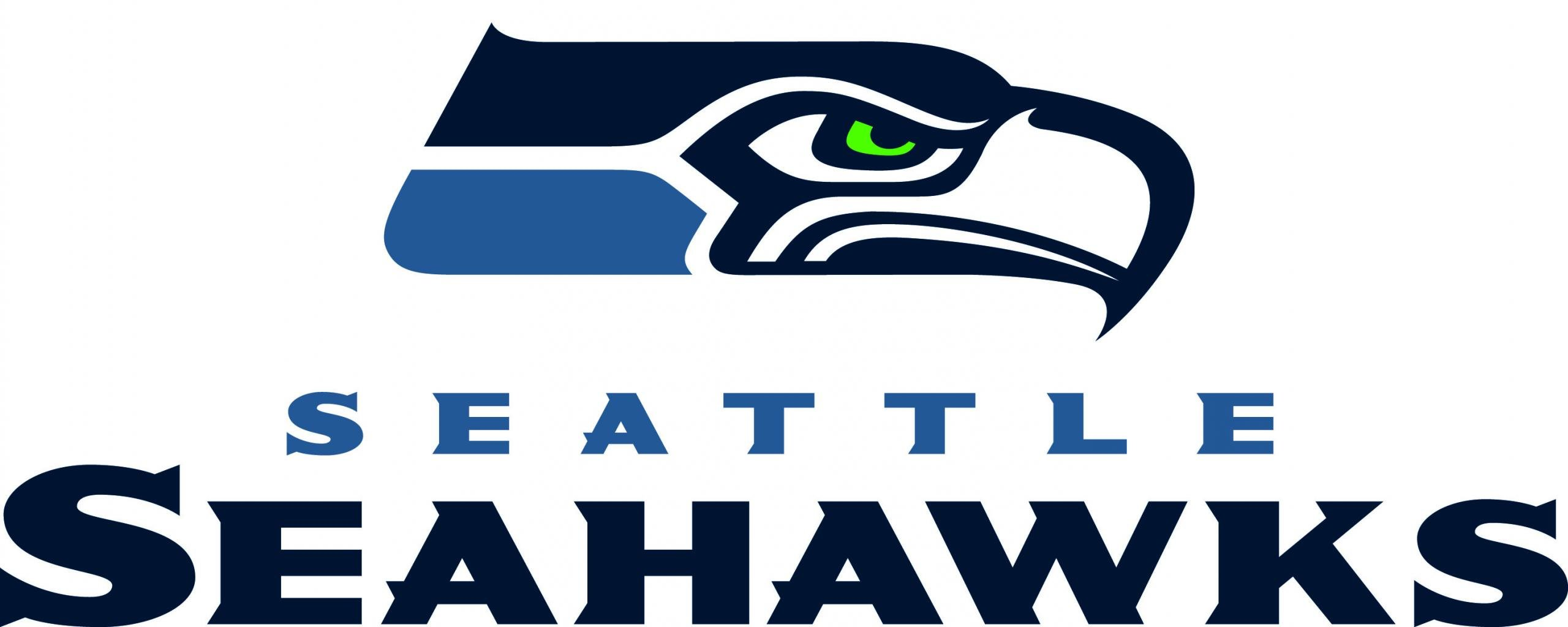 Download dual monitor 2569x1024 Seattle Seahawks computer wallpaper ID:348011 for free