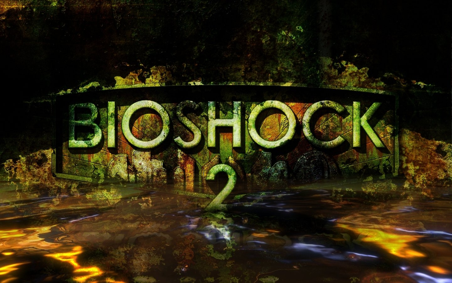 Awesome Bioshock 2 free wallpaper ID:323170 for hd 1440x900 computer