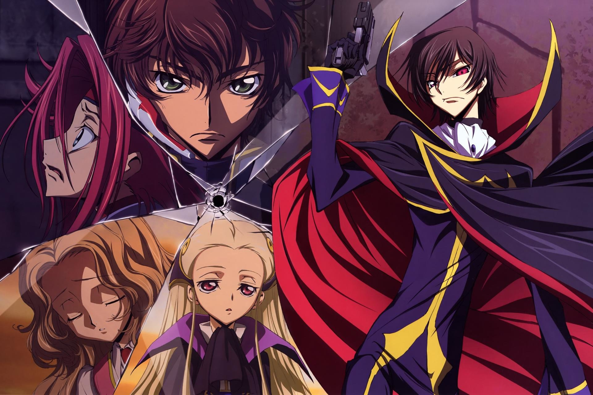 Free Code Geass high quality background ID:43835 for hd 1920x1280 desktop