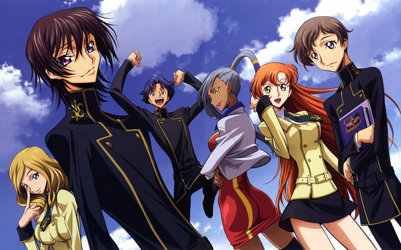 Download hd 1280x800 Code Geass computer wallpaper ID:43743 for free