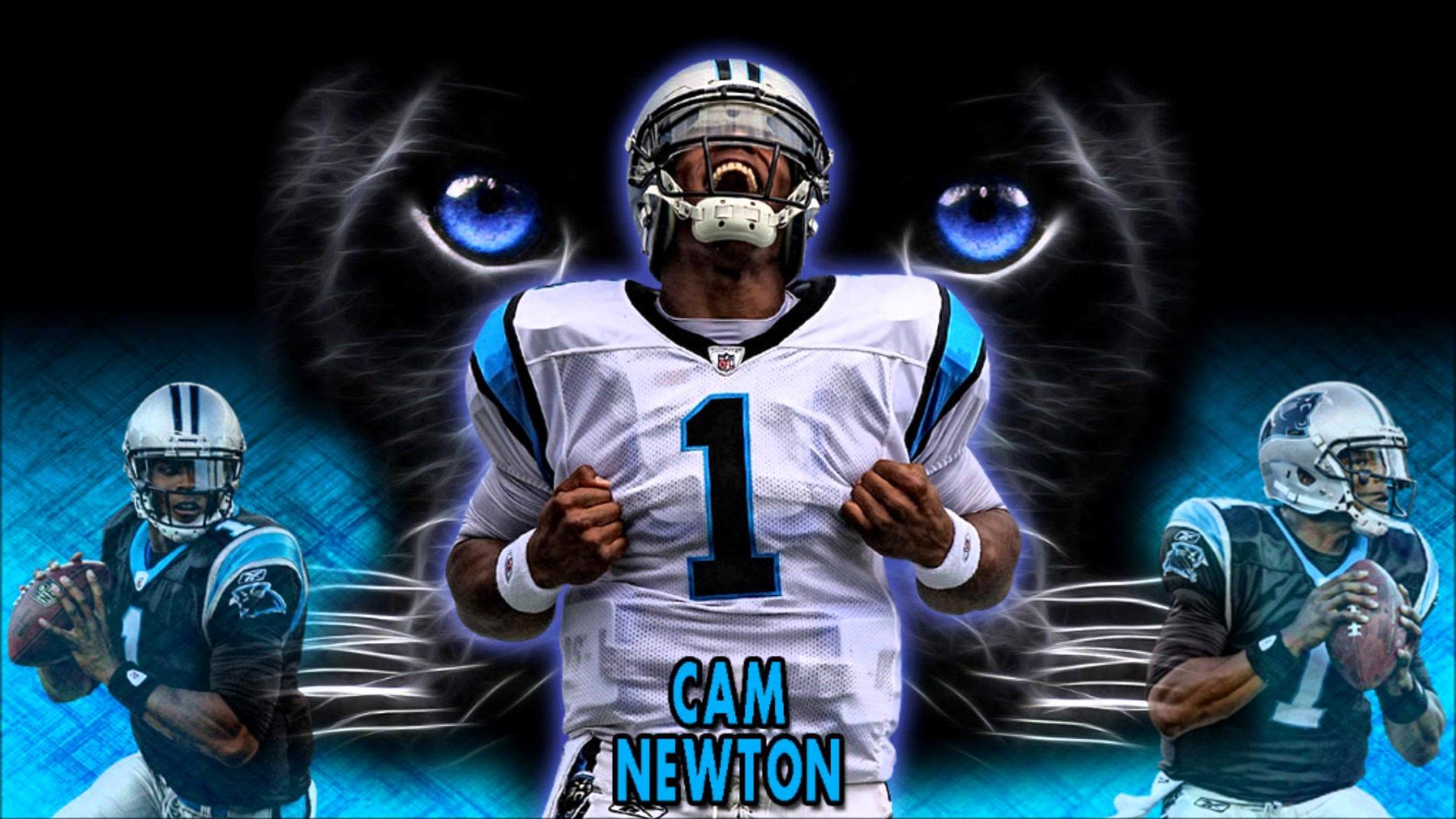 Free download Cam Newton background ID:57586 full hd 1920x1080 for computer