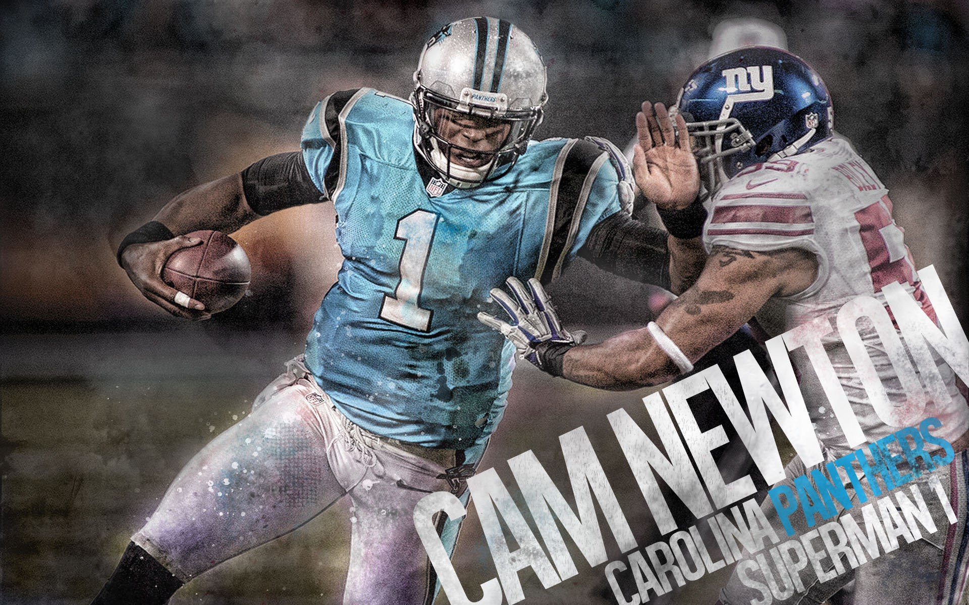 Best Cam Newton background ID:57591 for High Resolution hd 1920x1200 computer