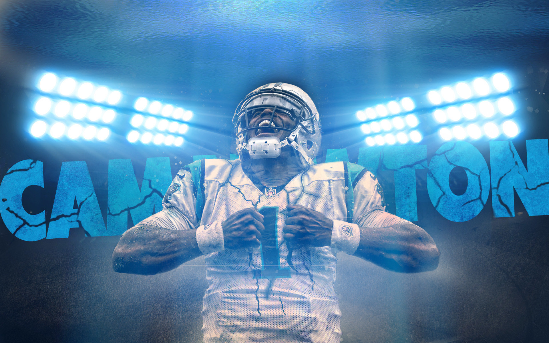 Download hd 1920x1200 Cam Newton desktop background ID:57594 for free