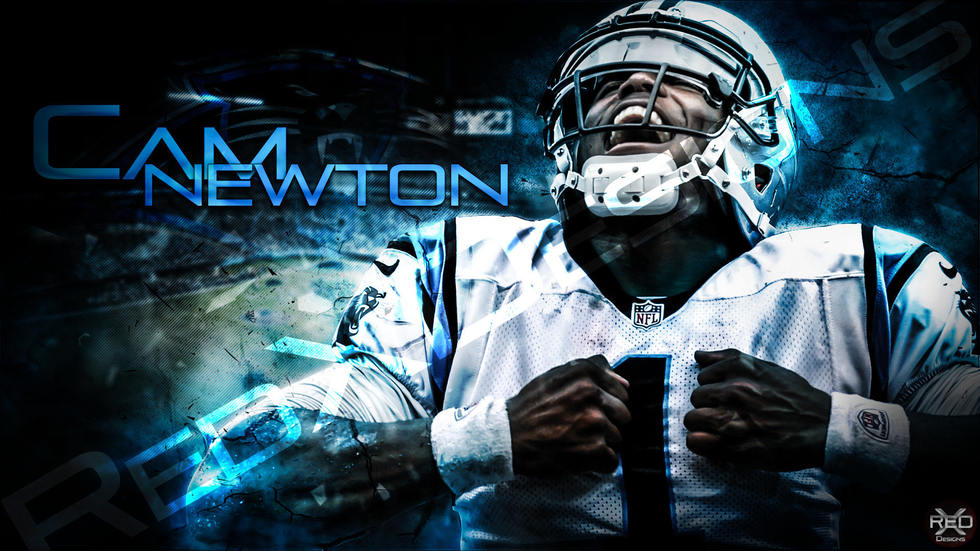 Best Cam Newton wallpaper ID:57592 for High Resolution full hd 1920x1080 computer