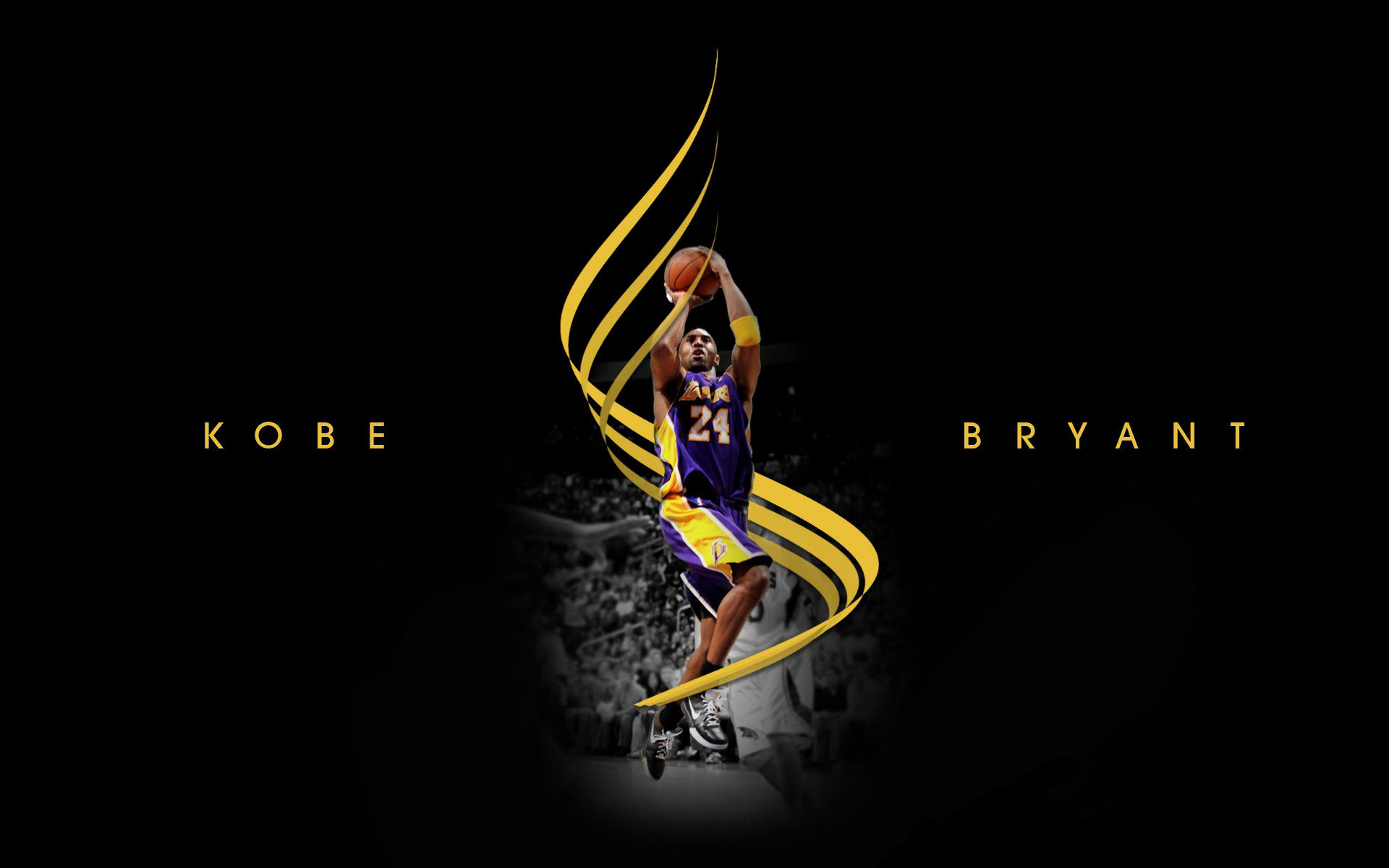 Download hd 1920x1200 Kobe Bryant computer background ID:162364 for free