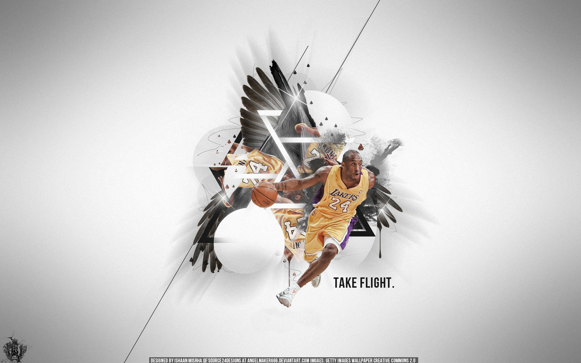 Awesome Kobe Bryant free background ID:162366 for hd 1920x1200 PC
