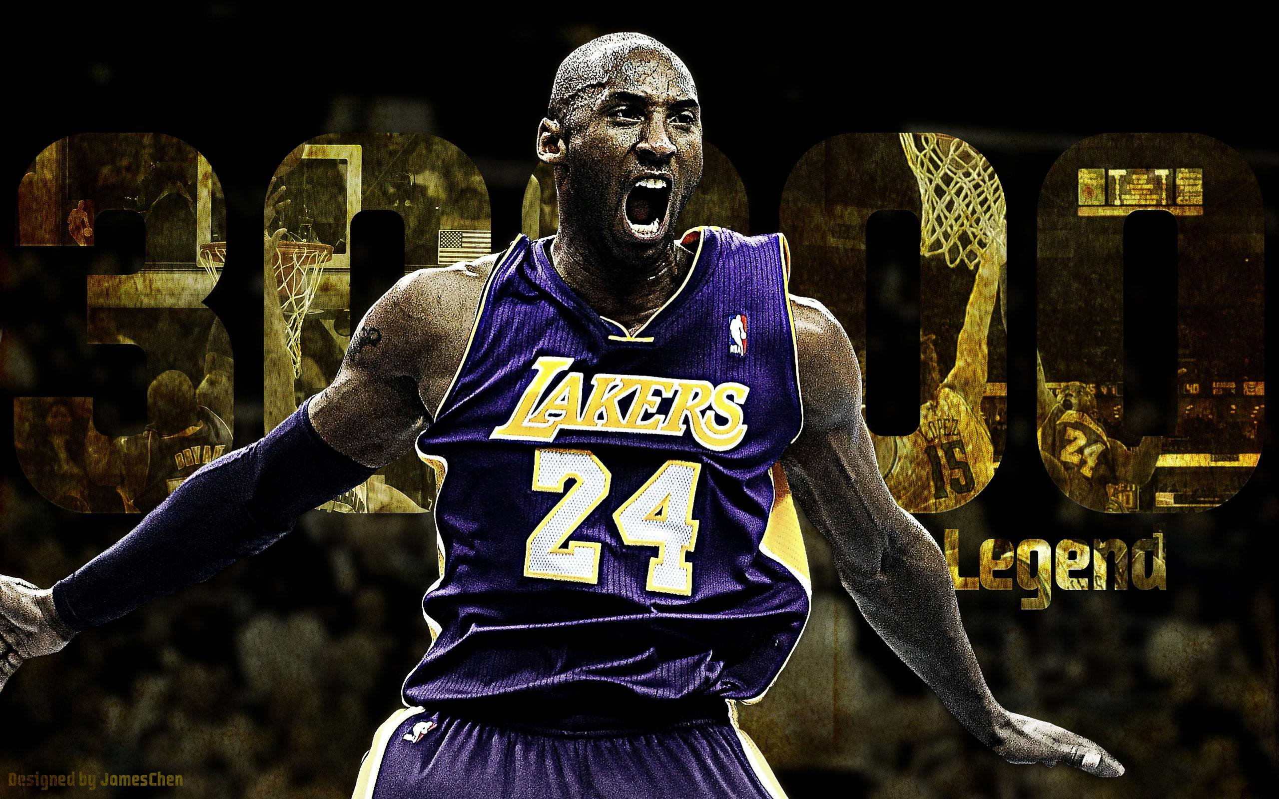 Awesome Kobe Bryant free background ID:162382 for hd 2560x1600 computer
