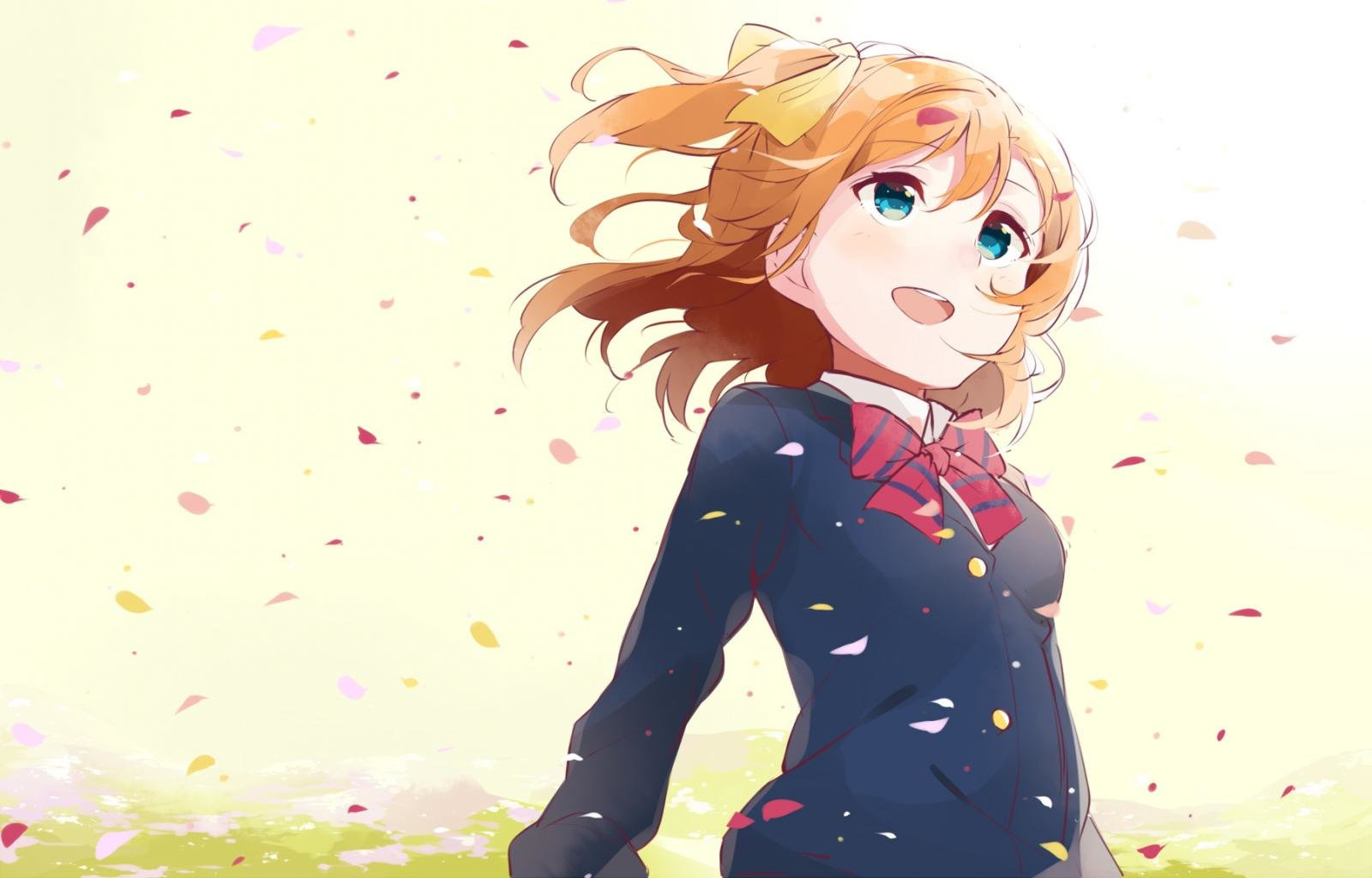 Best Love Live! background ID:152221 for High Resolution hd 1600x1024 PC