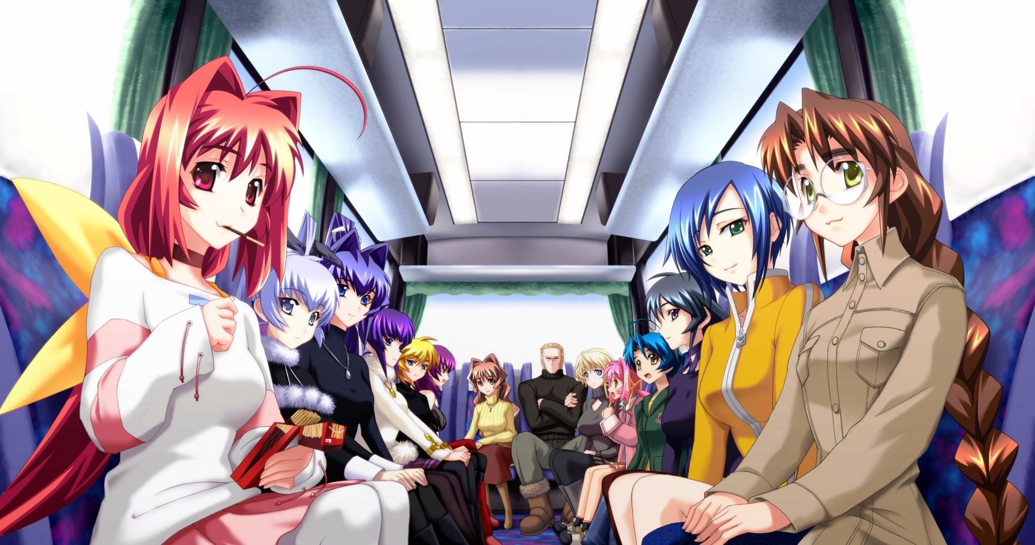 Awesome Muv-Luv free background ID:88815 for hd 2048x1080 PC