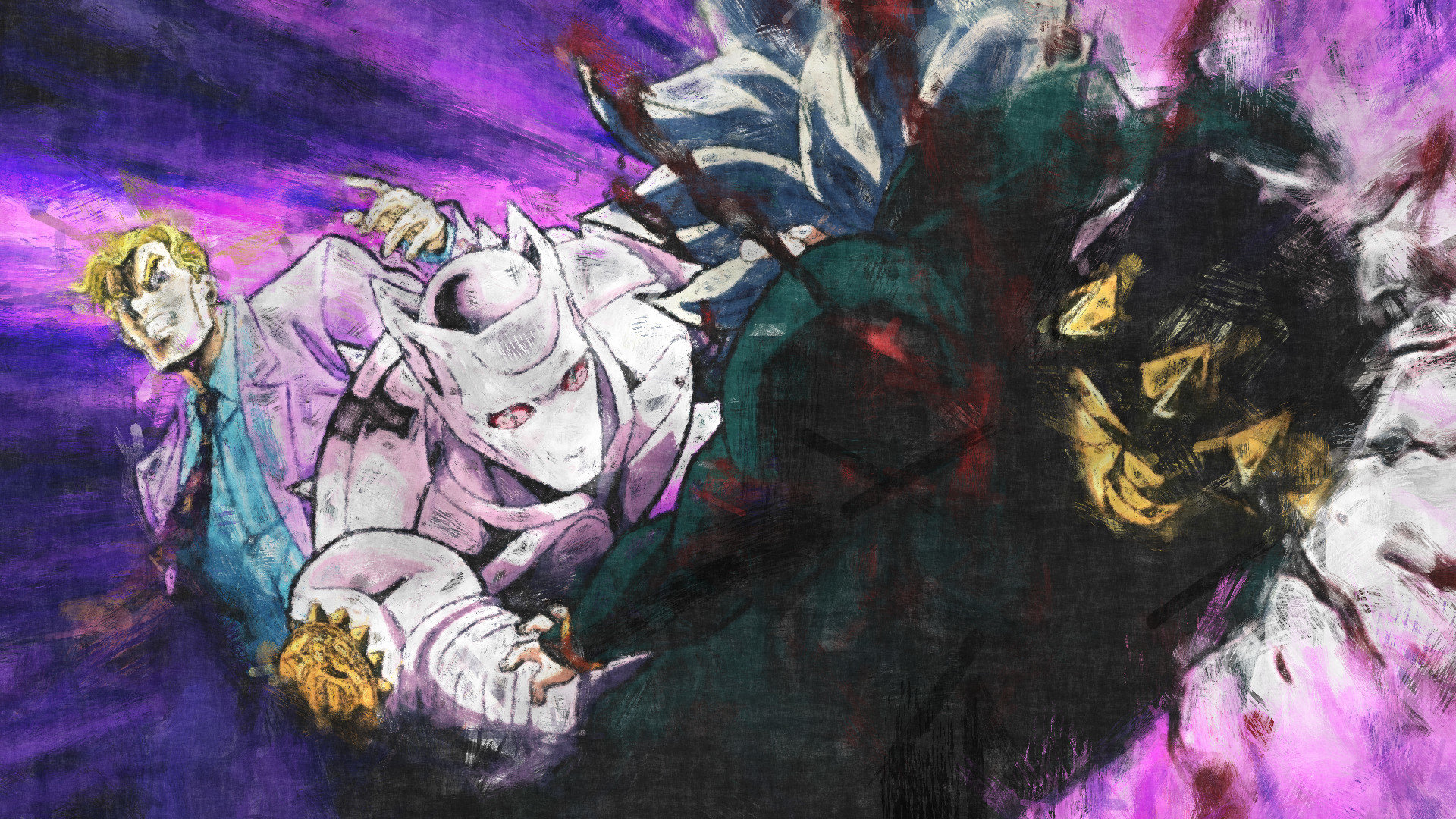 Free download Yoshikage Kira background ID:296822 full hd for desktop