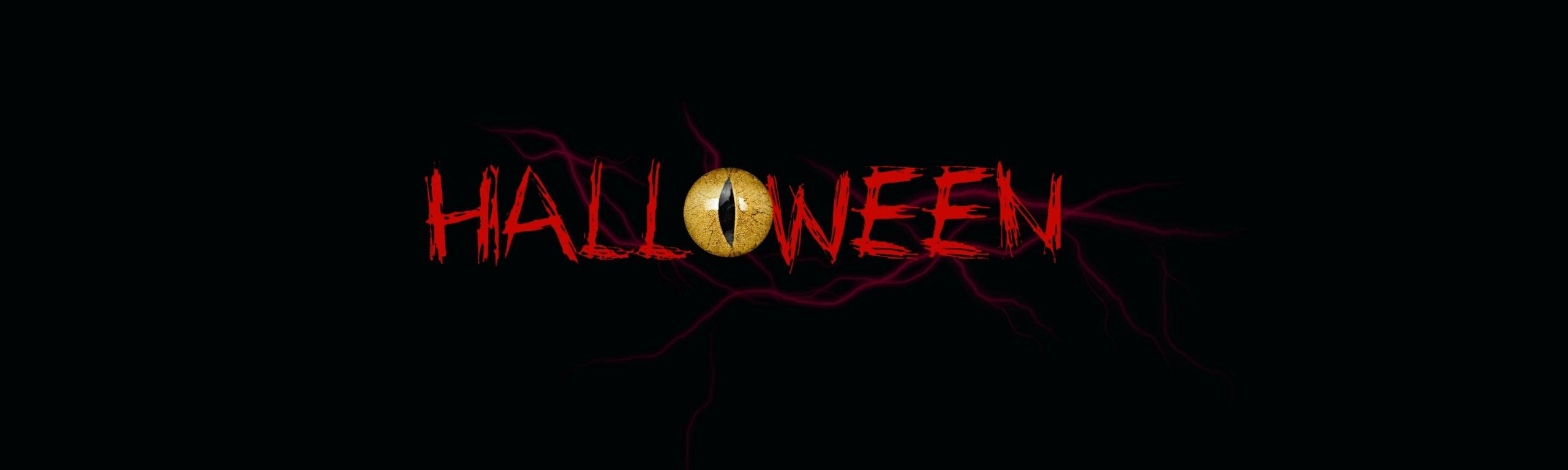 Best Halloween background ID:401829 for High Resolution dual monitor 2560x768 computer