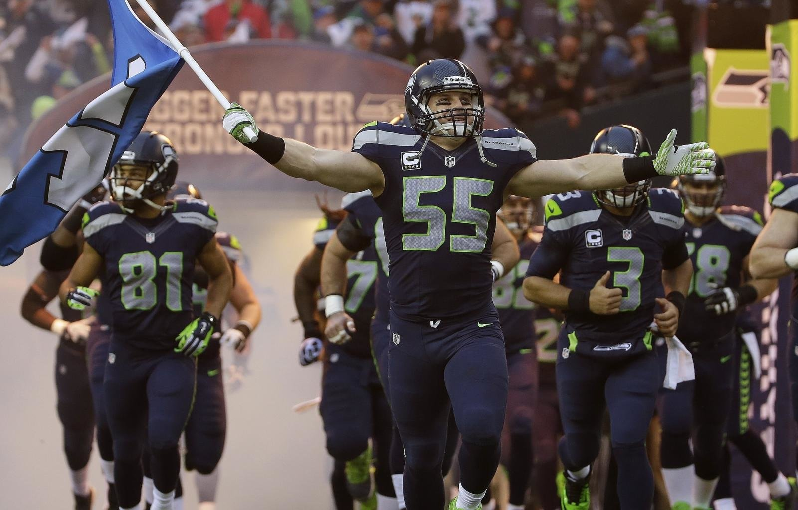 Awesome Seattle Seahawks free wallpaper ID:348006 for hd 1600x1024 computer