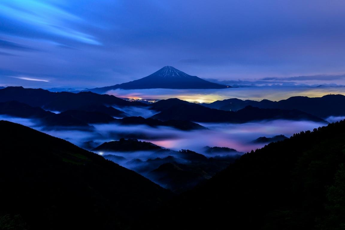 Awesome Mount Fuji Free Wallpaper Id277766 For Hd 1152x768