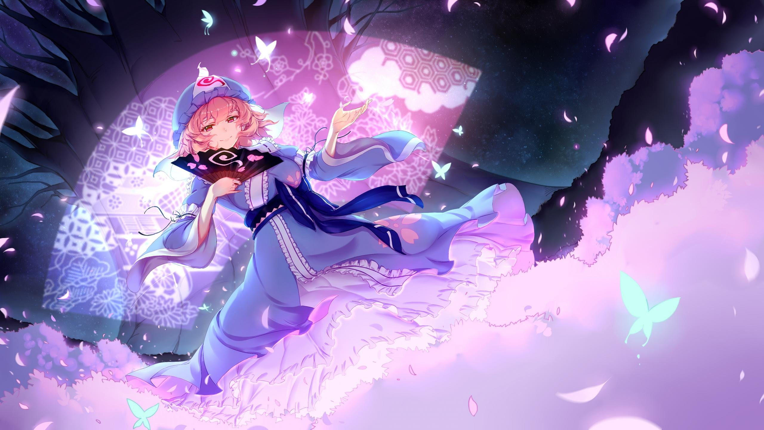 High resolution Touhou hd 2560x1440 wallpaper ID:222662 for PC