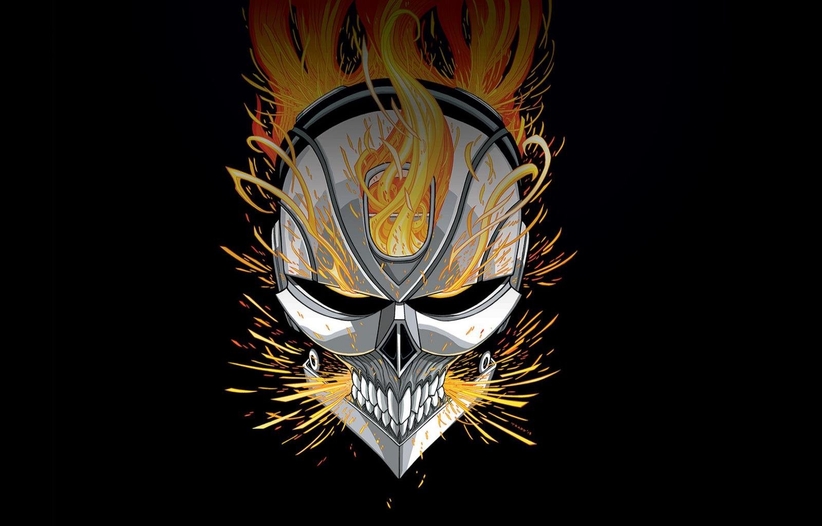 High resolution Ghost Rider hd 1600x1024 background ID:29477 for desktop