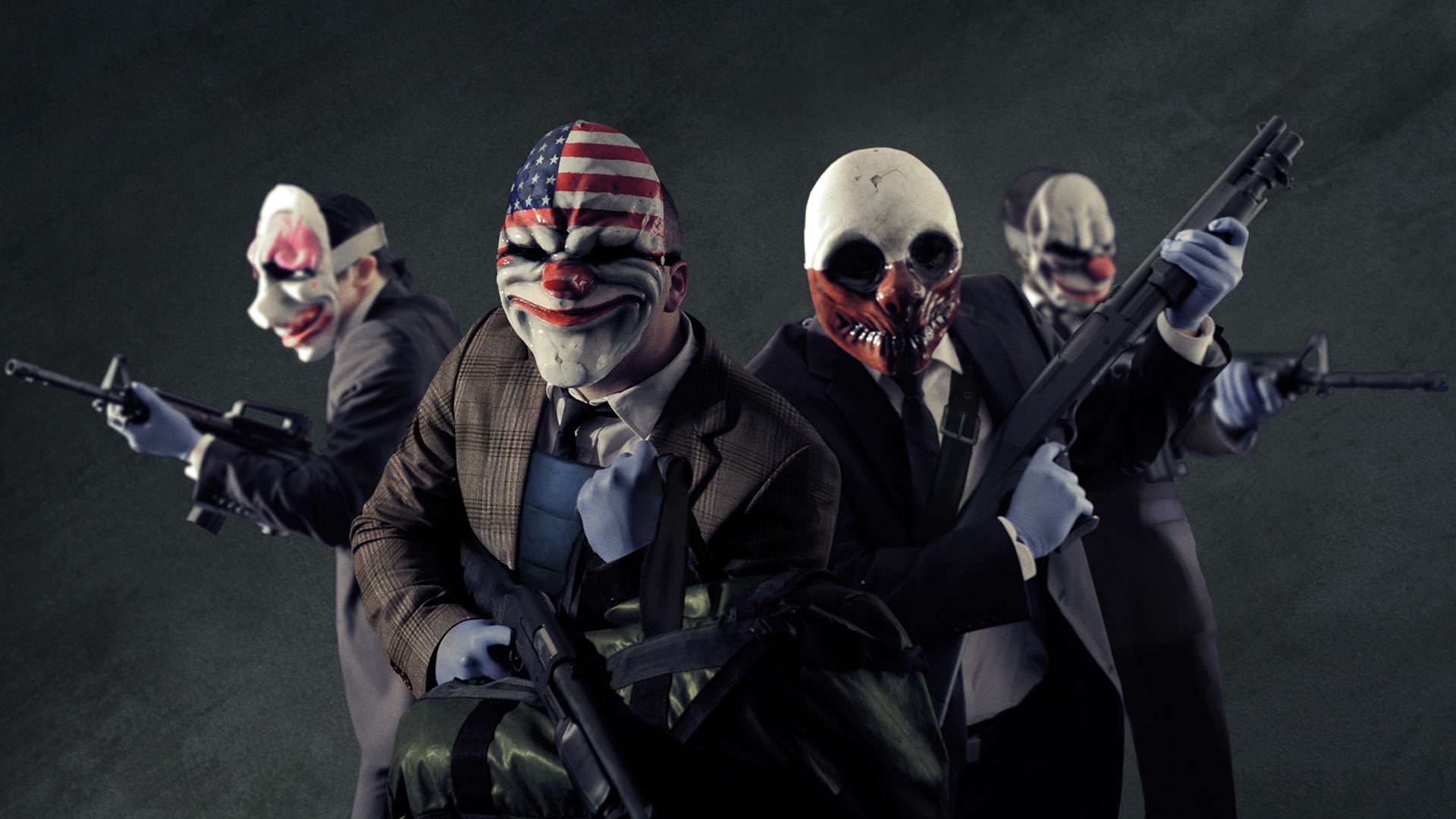 Free Download Payday Wallpaper Id91278 Full Hd 1920x1080