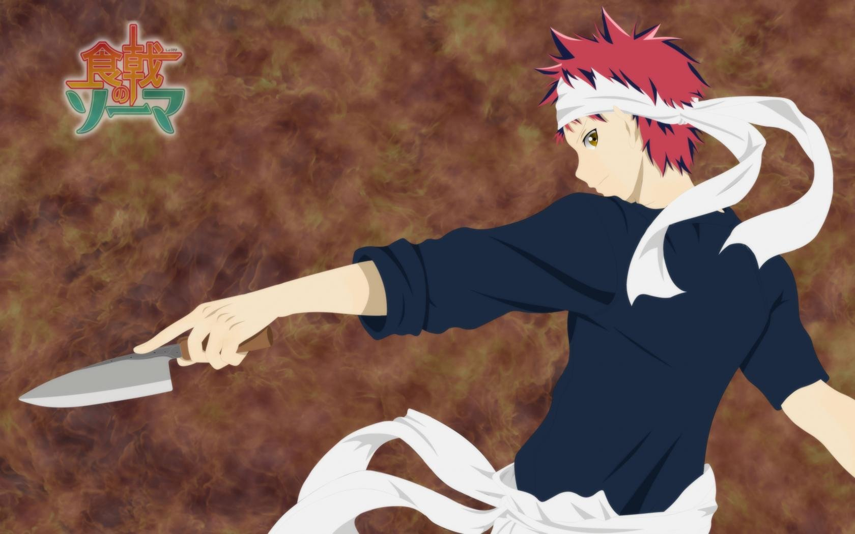 Free download Food Wars: Shokugeki No Soma background ID:312344 hd 1680x1050 for PC