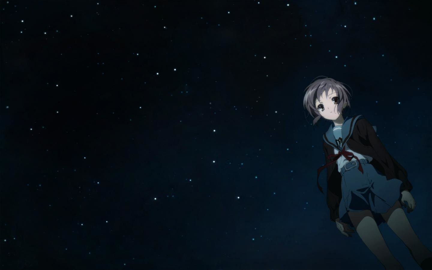 Free Yuki Nagato high quality wallpaper ID:138832 for hd 1440x900 desktop