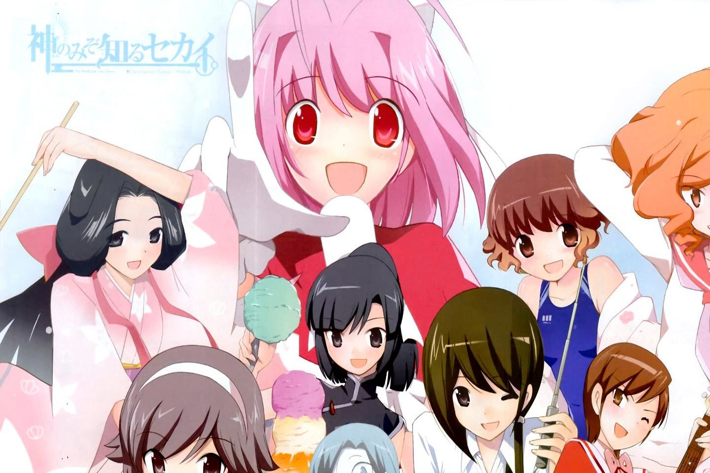 The World God Only Knows Wallpapers Hd For Desktop Backgrounds