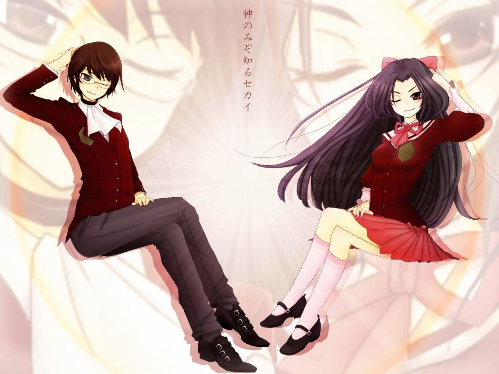 High Resolution The World God Only Knows Hd 1024x768
