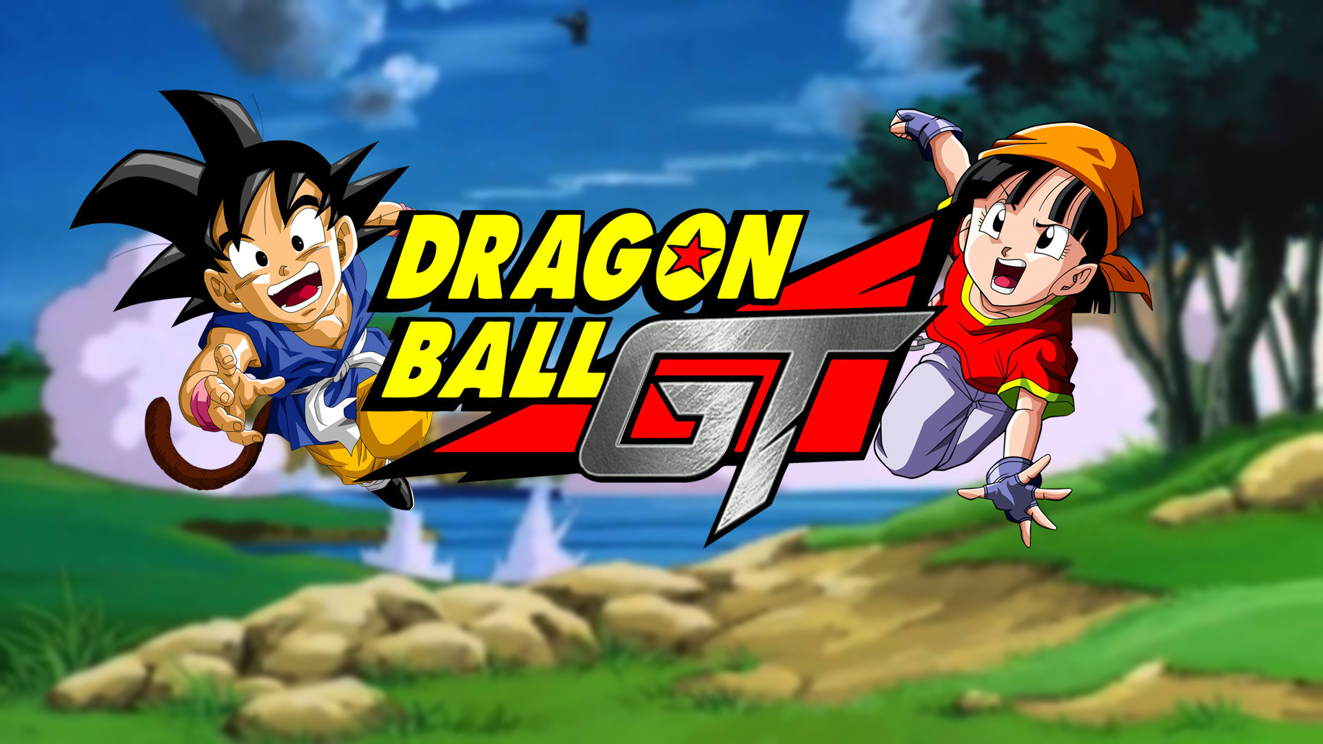 Dragon Ball Gt Wallpapers Hd For Desktop Backgrounds